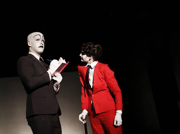 Teatro: El año de Ricardo