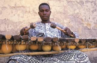 La noche de los griots, trovadores africanos