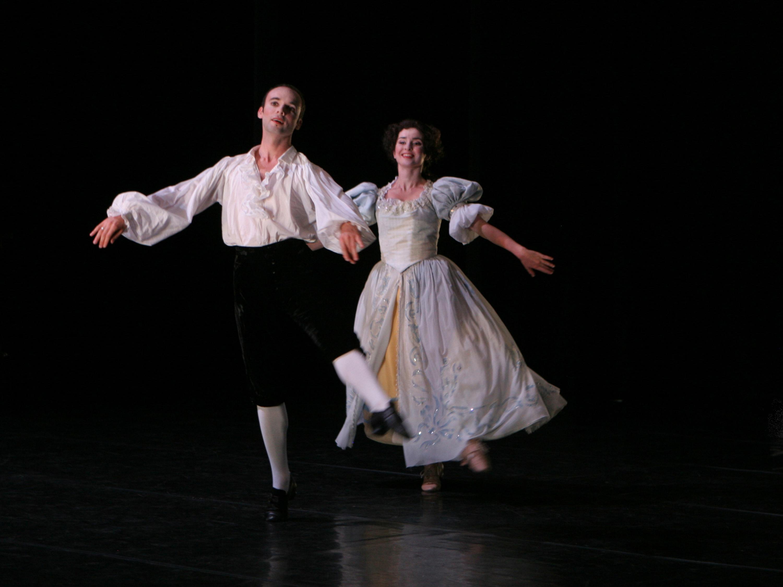 Danza: Viaje a Europa