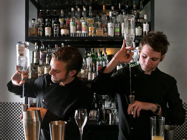 Bars à cocktails : le top 10