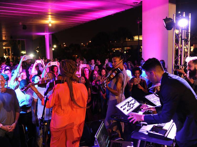 Poplife Social at Pérez Art Museum Miami: Third Thursday of month