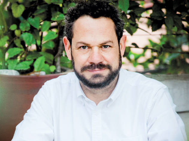 Entrevista con Guillermo Osorno