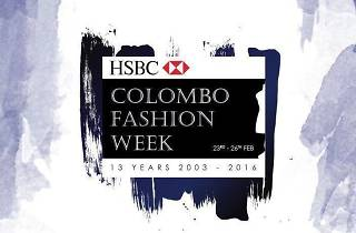Colombo Fashion Week 17