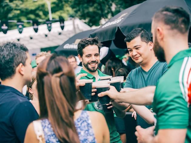 St Patrick's Street Festival