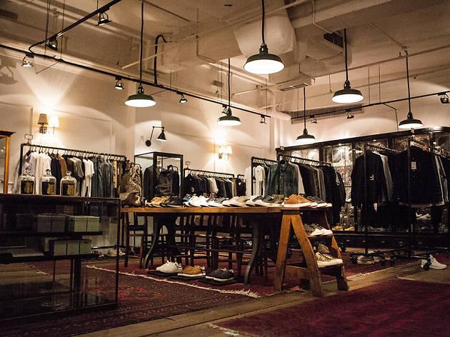 Best shops in Singapore: Men's