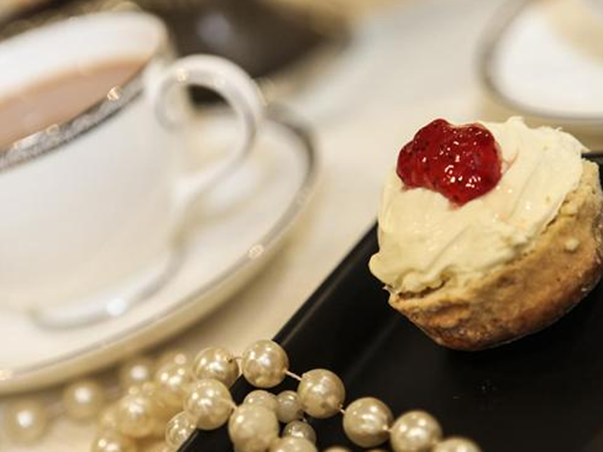 afternoon tea in London, Betty Blythe, Great Gatsby tea