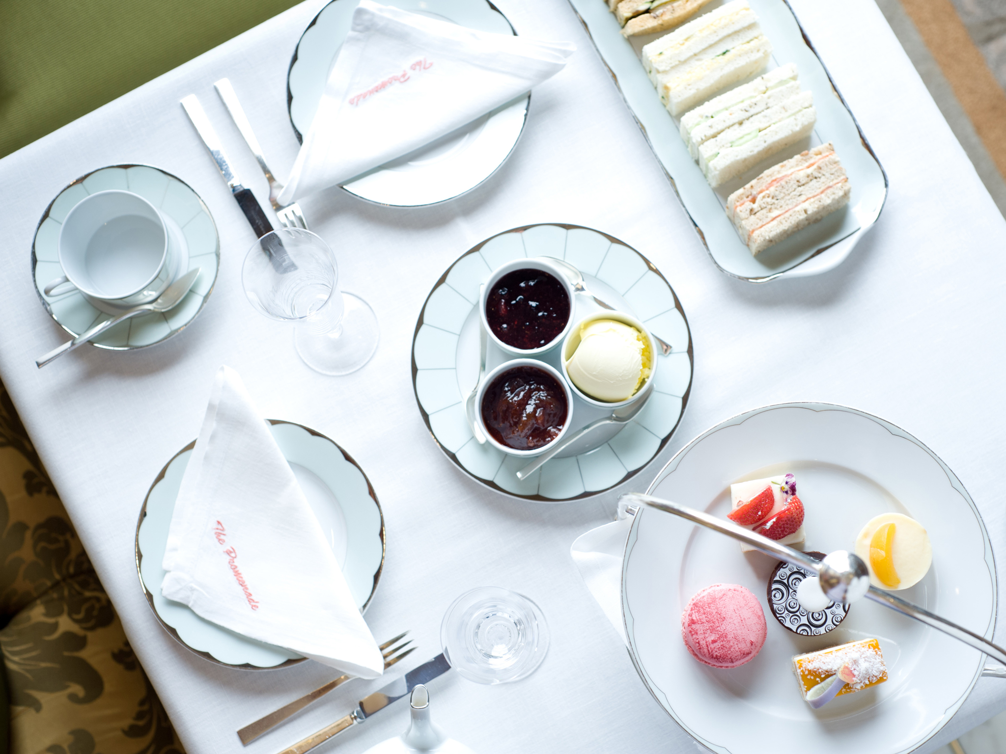 afternoon tea in london, the dorchester hotel