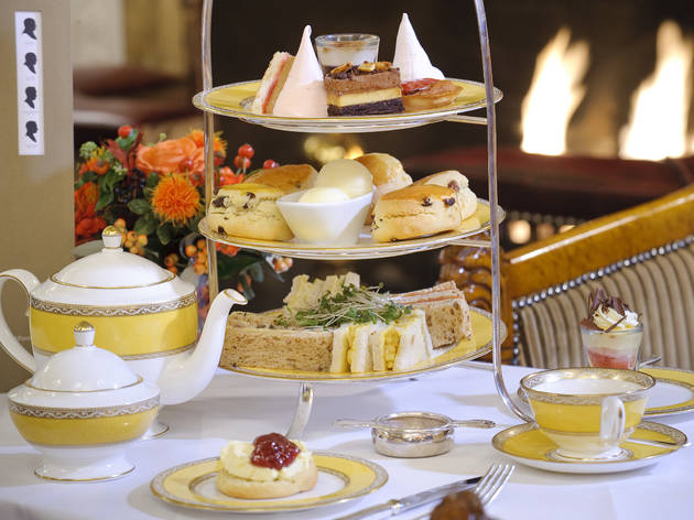 afternoon tea in london, the goring hotel