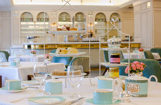 afternoon tea in london, fortnum & mason jubilee salon