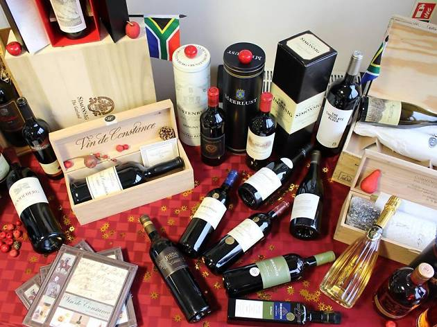 Free South African Wine Tasting