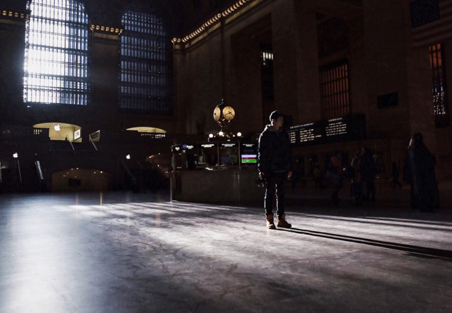 See eerie photos of yesterday's blackout at Grand Central Terminal