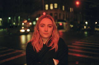 Saoirse Ronan; Time Out New York cover shoot; Ace Bar; Lower East Side; NYC