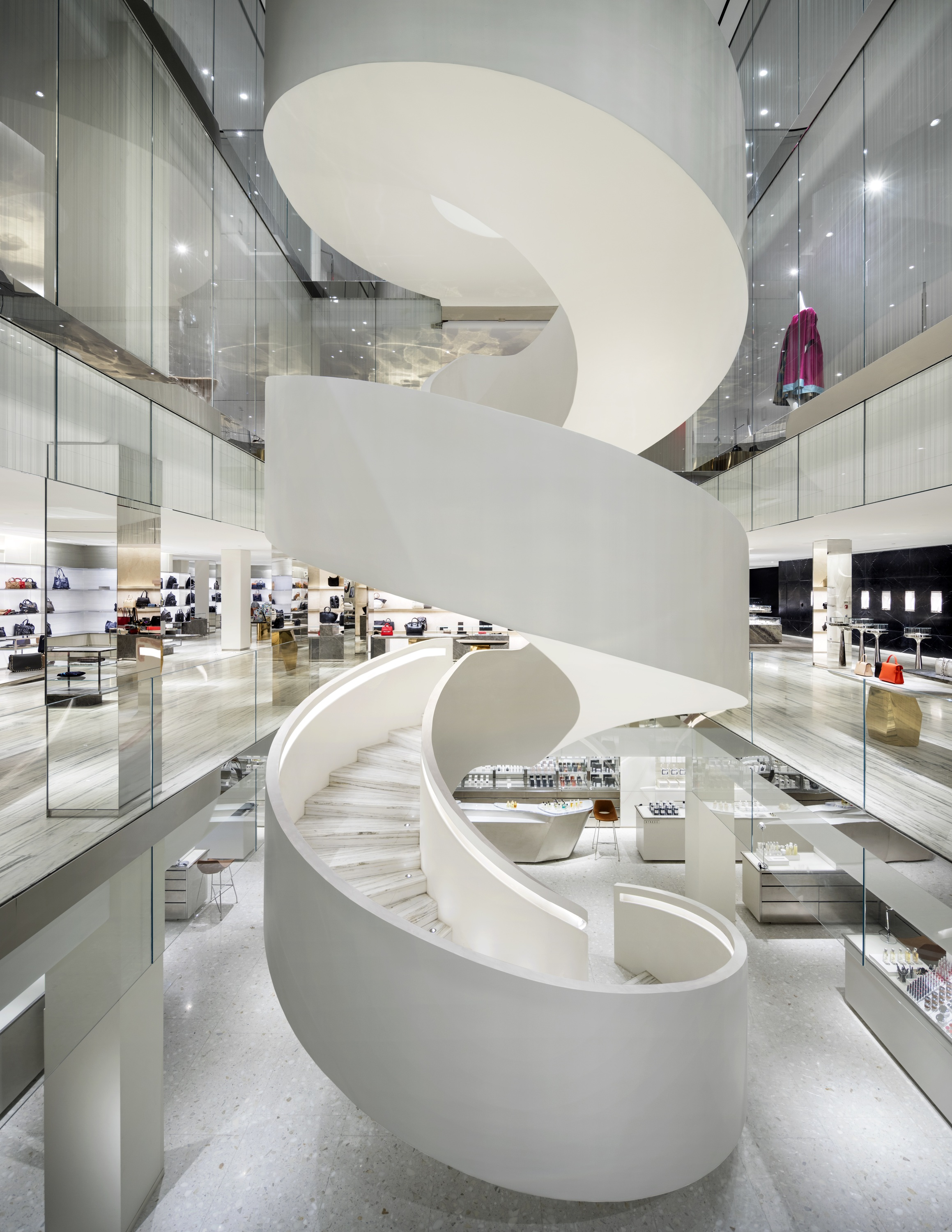 The New Barneys Downtown Flagship Is Gorgeous