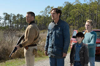 Edgerton, left, in Midnight Special