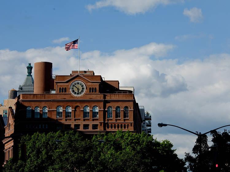 The Cooper Union School of Art
