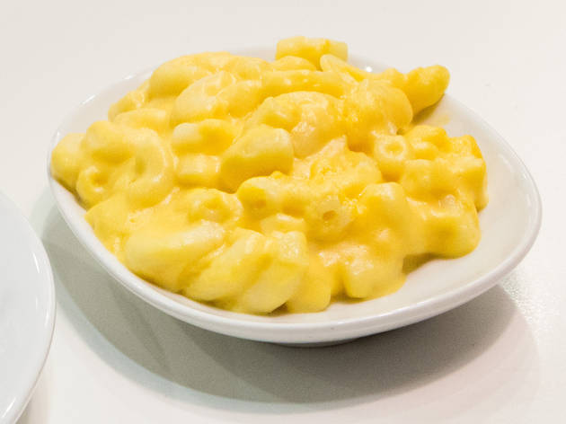 Mac and cheese at IKEA Burbank