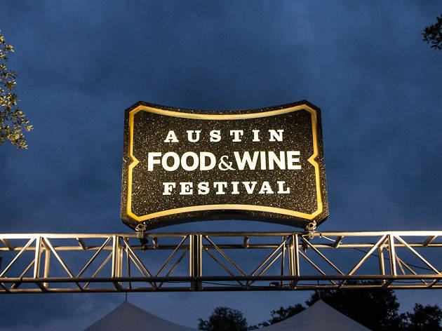 Austin Wine and Food Festival, Austin, TX