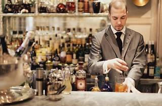 Singapore Cocktail Week: Masterclass by Rusty Cerven of The Gibson, London