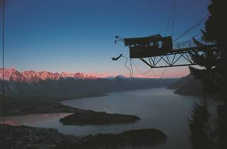 The Ledge Bungy, Queenstown