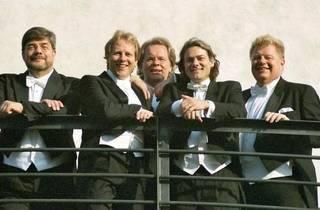 Marcus Schäfer, Christian Elsner, Michael Volle y Franz-Josef Selig
