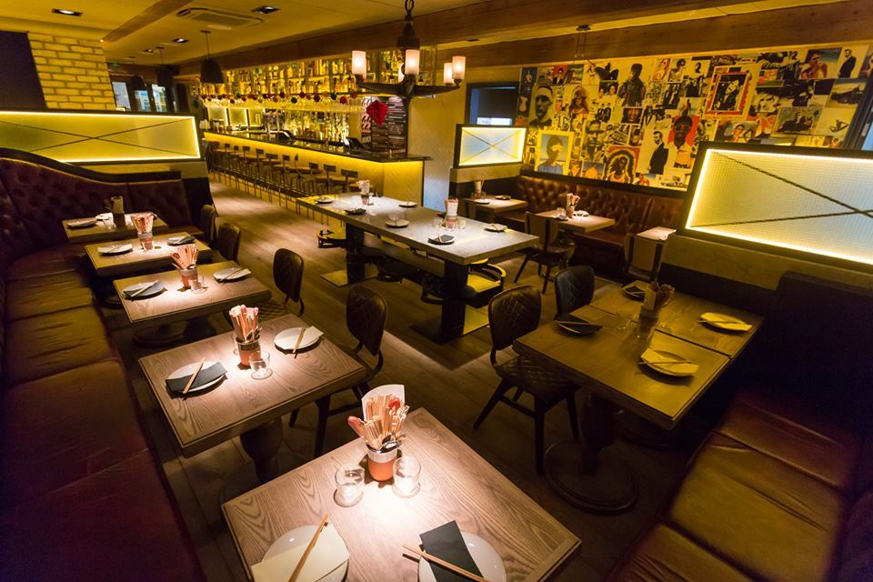 Monday deals restaurants london