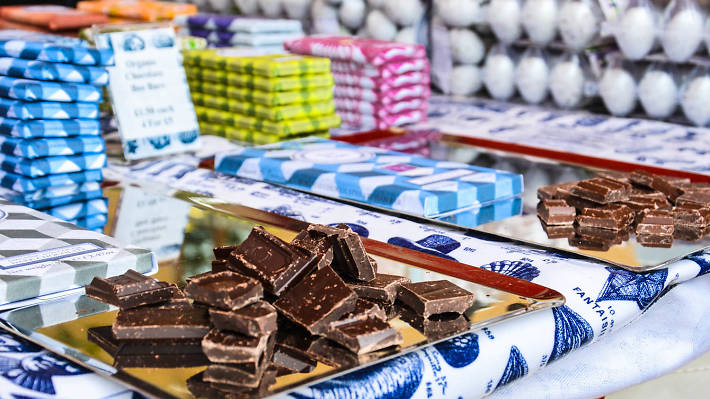 Chocolate Market at Duke of York Square