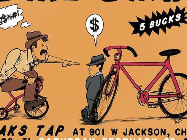 Winter Bike Swap