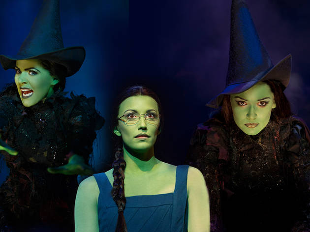 Wicked Broadway S Witches Talk Their
