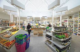Dada Biocoop magasin bio épicerie maraîcher fruits et légumes