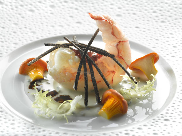 (Photograph: Courtesy Le Bernardin/Shimon & Tammar)