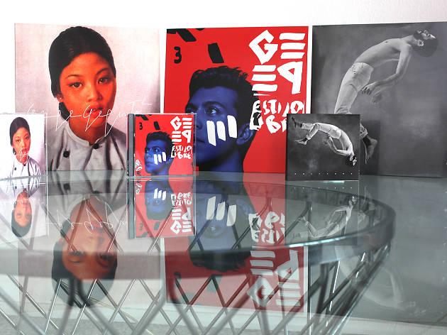 Venta especial de discos y viniles de la disquera Quemasucabeza en Discoteca