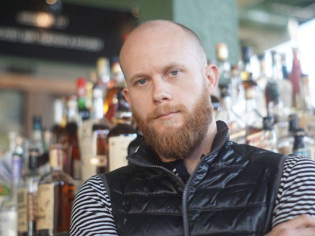 Bartender Tales: Kenneth Vanhooser of Syndicated