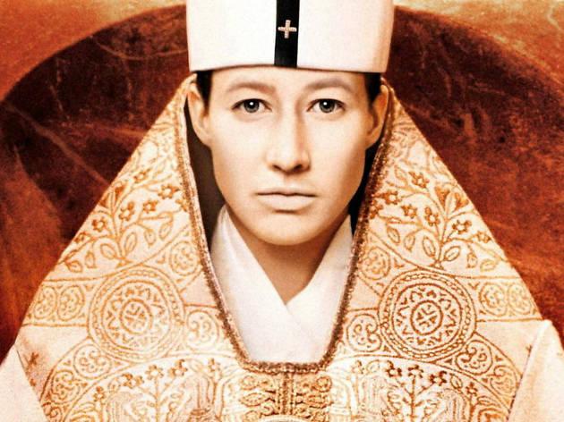 La pontífice