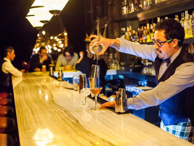The best speakeasy bars in Mexico City