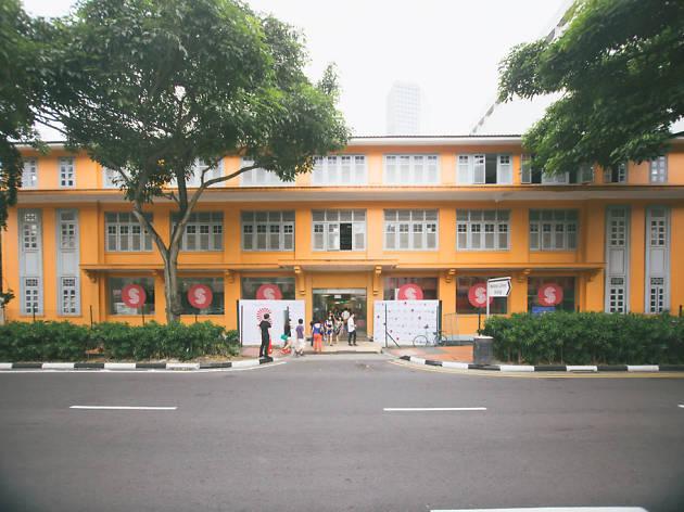 Photo Singaplural 99 Beach Road