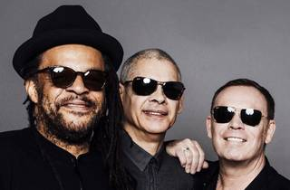 UB40 featuring Ali Campbell, Astro and Mikey Virtue live in KL