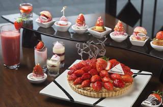 Strawberry-holic at the Grand Ambassador Seoul