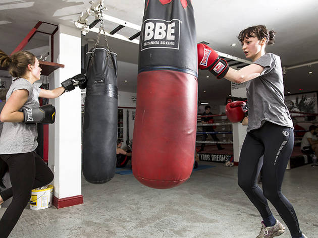 Weird workouts: put your best fist forward with boutique boxing