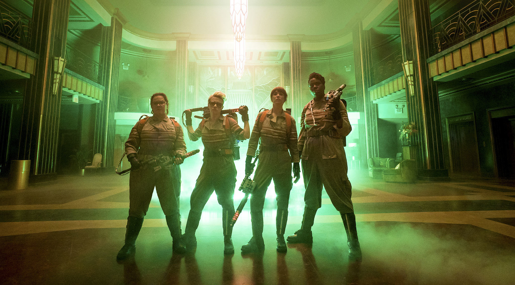 16 blockbuster movies to look forward to in 2016: Ghostbusters