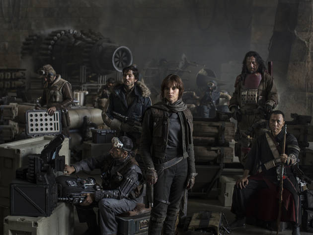 16 blockbuster movies to look forward to in 2016: Star Wars Rogue One