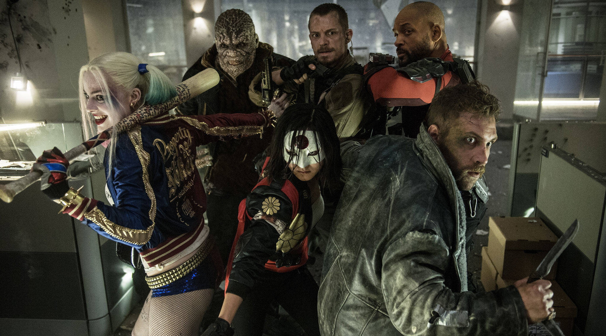 16 blockbuster movies to look forward to in 2016: Suicide Squad