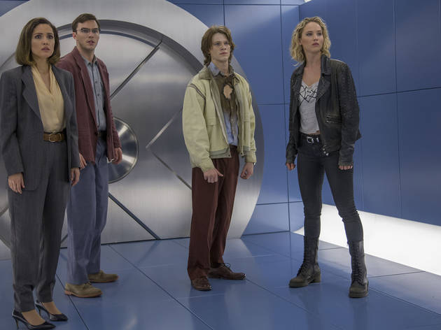 16 blockbuster movies to look forward to in 2016: X Men Apocalypse