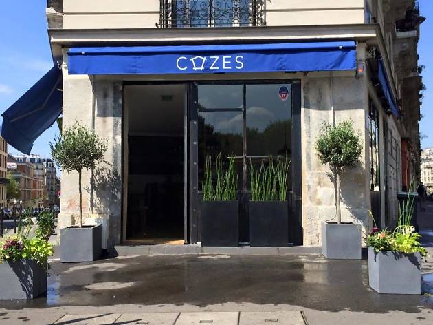 Cazes restaurant Paris