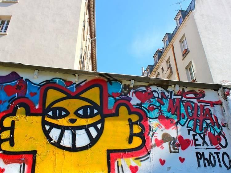 Ouverture d'un musée du street-art à Paris