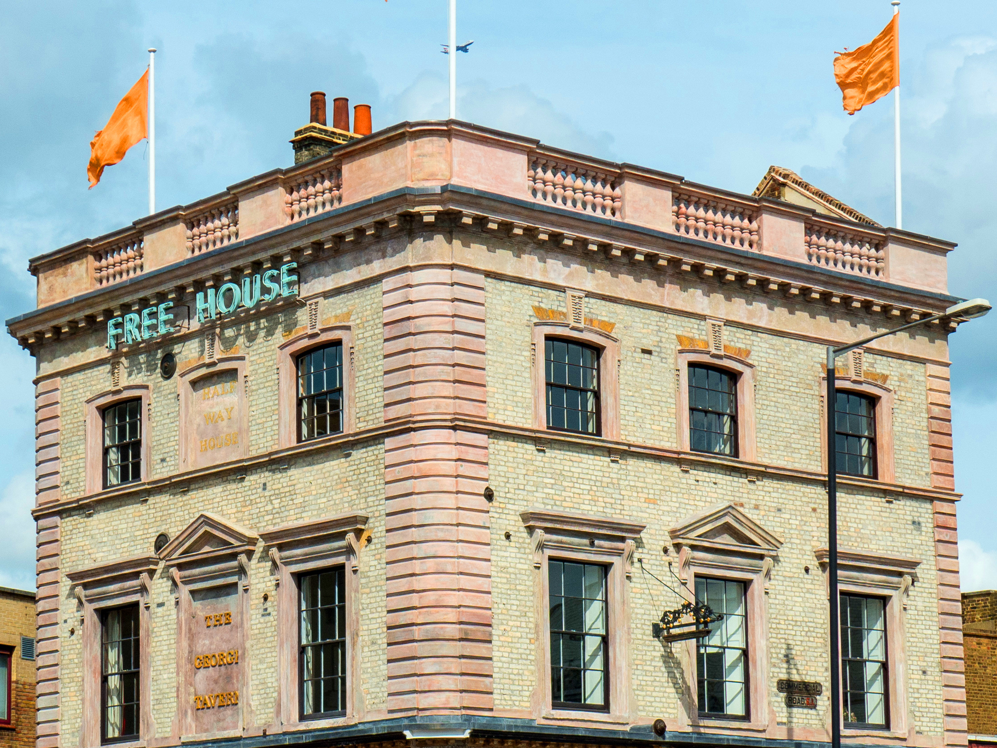 The George Tavern has won its appeal to stop a block of flats being built next door