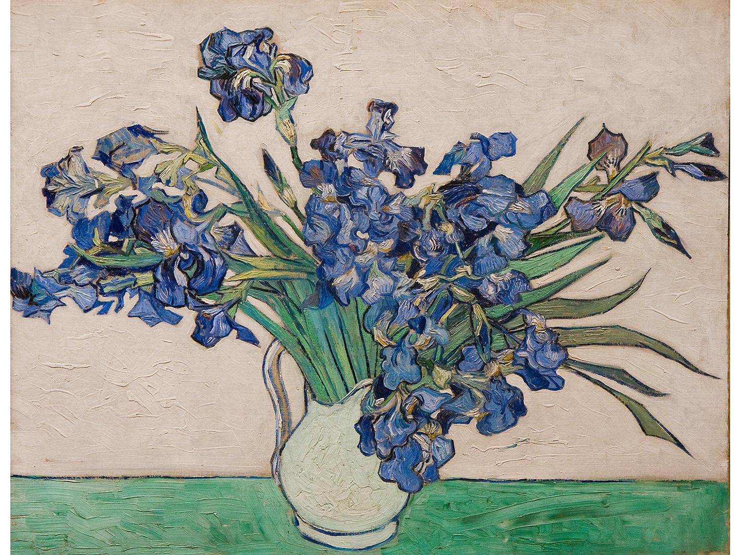 Best flower paintings of all time from van gogh to lichtenstein flower paintings izmirmasajfo