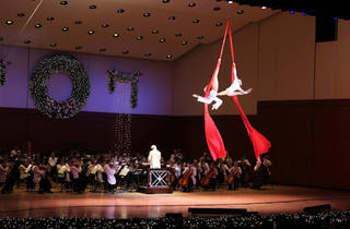 Chicago Philharmonic and Cirque de la Symphonie