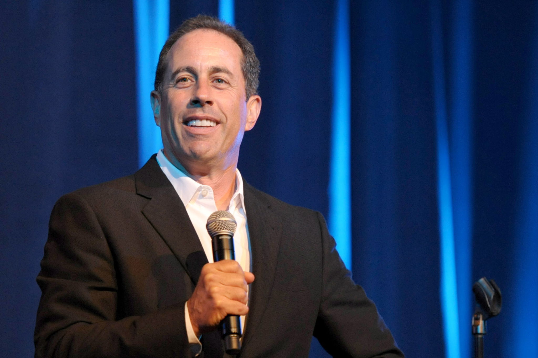 Jerry Seinfeld coming to Chicago Theatre in December
