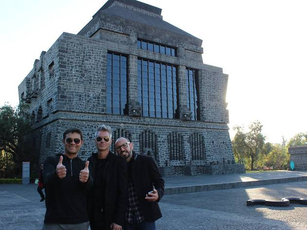La Gusana Ciega en el Museo Anahuacalli