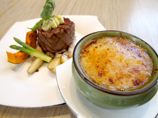 Seasons Restaurant's French Classic Special at the Hilton Millennium Seoul